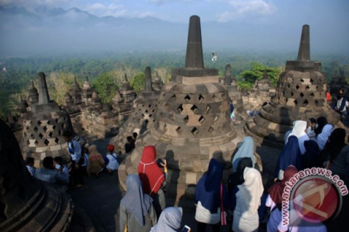 Pembangunan Borobudur Untuk Hargai Nilai Nilai Kemanusiaan Bwcf