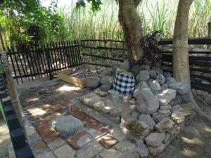 Lokasi yang dianggap paling angker di situs Calon Arang