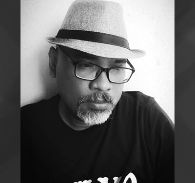 Penulis Eko Fangohoy