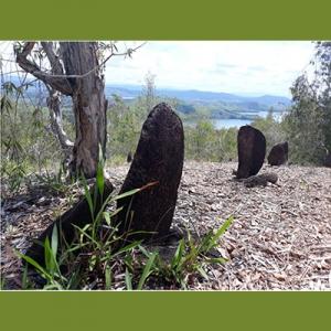 Menhir Situs Tutari