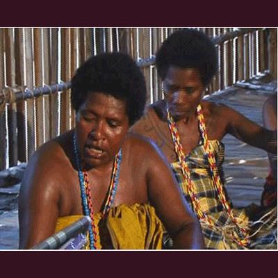 Tato Suku Moi Papua
