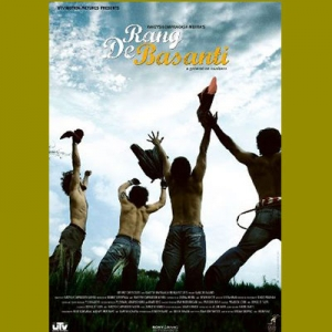 Poster Film Rang De Basanti