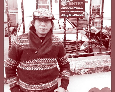 Penulis Seno Joko Suyono