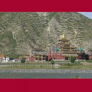 Biara Jergu di Yushu