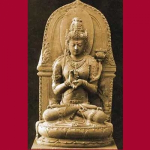 Patung Pradnyaparamita