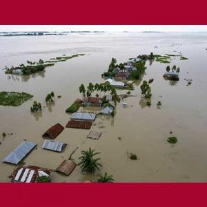 Bencana Banjir di Bangladesh