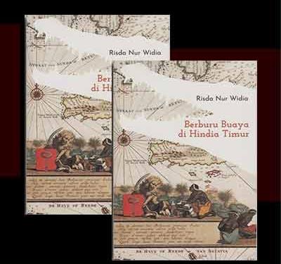 Buku Berburu Buaya di Hindia Timur