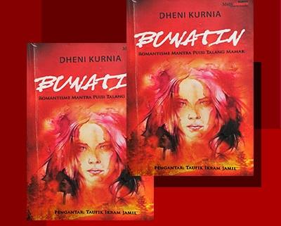 Buku Puisi Bunatin