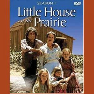 Poster Little House on the Prairie, Season