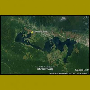 Lokasi Situs Megalitik Tutari