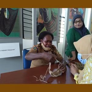 Foto ASN di Papua