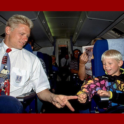 Kasper Schemeichel dengan ayahnya Peter Schemeichel
