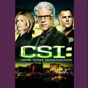 Poster Film CSI