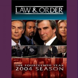 Poster Film Serial Law & Order