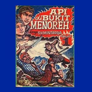 Buku Api Bukit Menoreh karya SH Mintardja