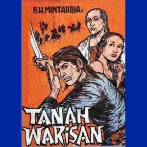 Buku Tanah Warisan karya SH Mintardja