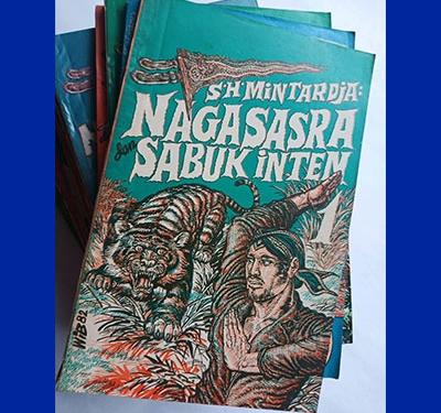 Buku Nagasasra dan Sabukinten