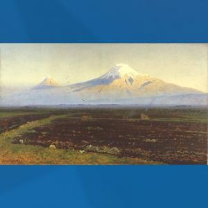 G. Bashindzhagian, Ararat (1912)