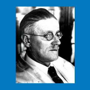 Foto James Joyce