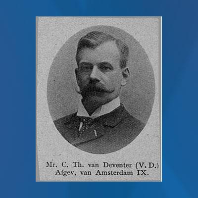 Conrad Theodore van Deventer