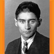 Franz Kafka sekitar tahun 1923