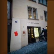 Cabaret Voltaire di Zürich