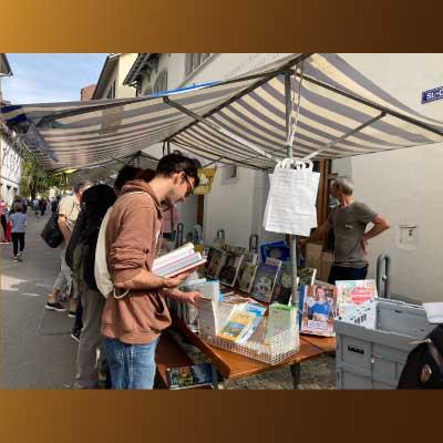 Oswalds Fest di kota Zug