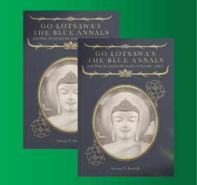 Buku Go Lotsawa's The Blue Annals